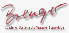 Coaching, Systemische Therapie, Supervision - Brenger